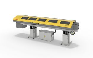 kontur 70 - Specially designed for processing profiled material bars.